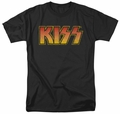 KISS t-shirt Classic mens black