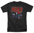 KISS t-shirt Kings mens black
