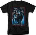 KISS t-shirt Spirit of 76 mens black