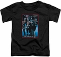 KISS toddler t-shirt Spirit of 76 black