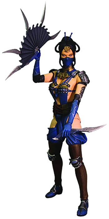 Kitana 6-inch action figure Mortal Kombat X  sc 1 st  Urban-Collector.com & Kitana 6-inch action figure Mortal Kombat X - Urban Collector