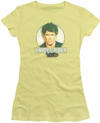 Knight Rider juniors t-shirt Vintage banana