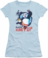 Kung Fu Panda juniors t-shirt You Call That light blue