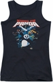 Kung Fu Panda juniors tank top Kung Fu Group black