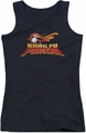 Kung Fu Panda juniors tank top Logo black