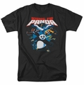 Kung Fu Panda t-shirt Kung Fu Group mens black