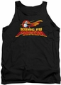 Kung Fu Panda tank top Logo mens black
