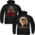 Labyrinth adult Hoodies