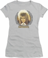 Labyrinth juniors t-shirt 25 Years silver