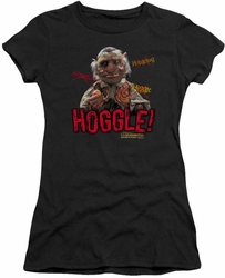 Labyrinth juniors t-shirt Hoggle black