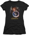 Labyrinth juniors t-shirt I Have A Gift black