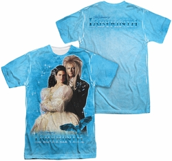 Labyrinth mens full sublimation t-shirt A Dream