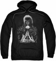 Labyrinth pull-over hoodie Castle adult black