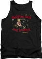 Labyrinth tank top Goblins Took My Brother mens black