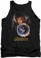 Labyrinth tank top I Have A Gift mens black