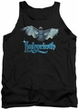 Labyrinth tank top Title Sequence mens black