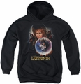 Labyrinth youth teen hoodie I Have A Gift black