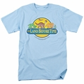 Land Before Time t-shirt Dino Breakout mens light blue