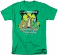 Land Before Time t-shirt Great Valley mens kelly green