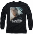 Last Ship long-sleeved shirt Captain black