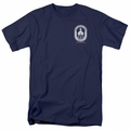 Last Ship t-shirt Port mens navy