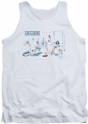 Law and Order SVU tank top Dominos mens white