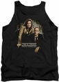 Law and Order SVU tank top Helping Victims mens black