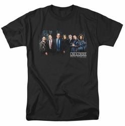 Law & Order SVU t-shirt Cast mens black