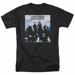 Law & Order SVU t-shirt Crew 13 mens black