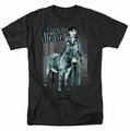 Leave It To Beaver t-shirt Up To Something mens black
