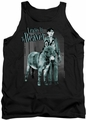 Leave It To Beaver tank top Up To Something mens black