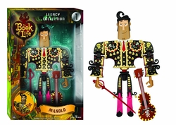 Legacy Book Of Life Manolo Action Figure pre-order