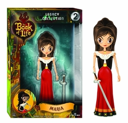 Legacy Book Of Life Maria Action Figure pre-order