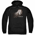 Les Miserables pull-over hoodie Cosette Face adult black