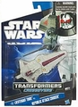 Lieutenant Thire to Republic Attack Cruiser Transformers Crossovers