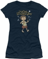 Little Drummer Boy juniors t-shirt Starlight navy