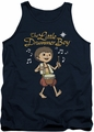 Little Drummer Boy tank top Starlight mens navy