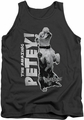 Little Rascals tank top Amazing Petey mens charcoal