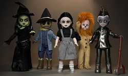 Living Dead Dolls in Oz Set of 5