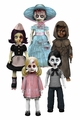 Living Dead Dolls Series 22 Set of 5 Zombies