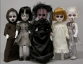 Living Dead Dolls Series 29 set - Nameless Ones