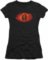 Lord of the Rings juniors t-shirt Eye Of Sauron black