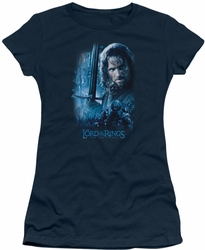Lord of the Rings juniors t-shirt King In The Making navy
