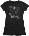 Lord of the Rings juniors t-shirt The Best Dwarf black