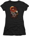 Lord of the Rings juniors t-shirt You Shall Not Pass black