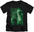 Lord of the Rings kids t-shirt King Of The Dead black