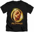 Lord of the Rings kids t-shirt My Precious black