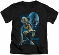 Lord of the Rings kids t-shirt Smeagol black