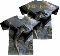 Lord of the Rings mens full sublimation t-shirt Fellbeast