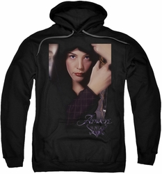 Lord Of The Rings pull-over hoodie Arwen adult black